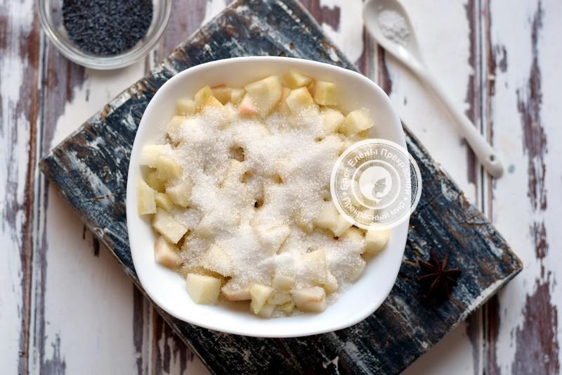 грушевое варенье с маком и пряностями рецепт