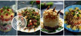 Изысканные блюда и салаты