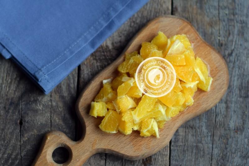 компот из тыквы с апельсином на зиму рецепт в домашних условиях