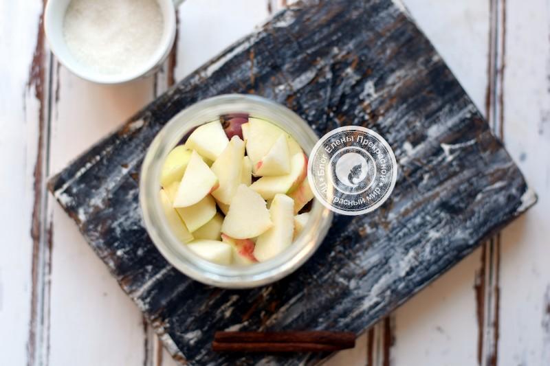 виноградно-яблочный компот на зиму рецепт с фото