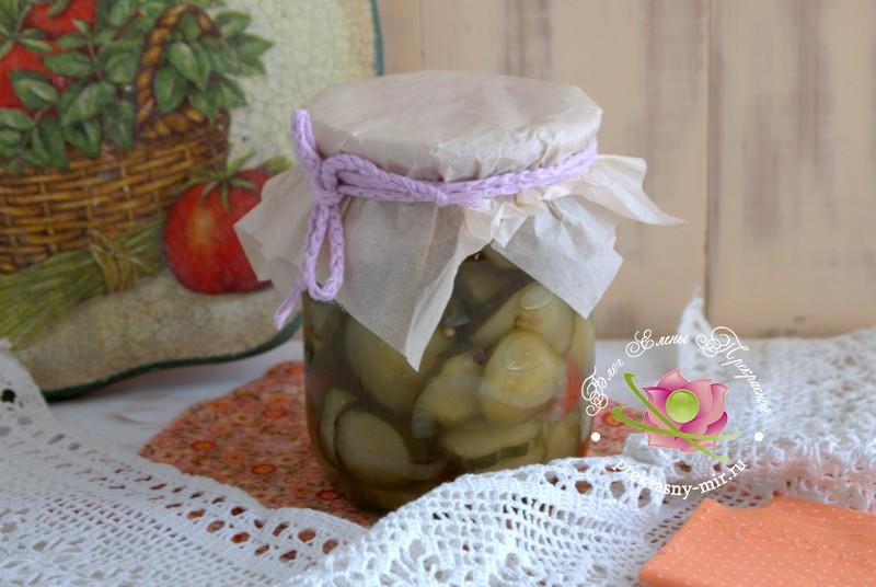 Маринованные огурцы в домашнем маринаде: рецепт в домашних условиях