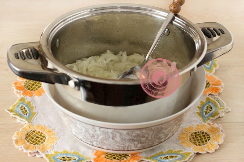 Маринованный лук к шашлыку рецепт в домашних условиях