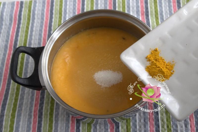 Облепихово-яблочный мармелад на зиму рецепт в домашних условиях