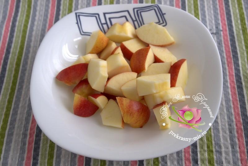 Как приготовить сливово-яблочный мармелад на зиму