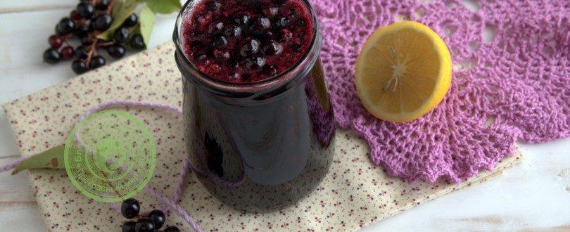 варенье из черемухи с лимоном и корицей