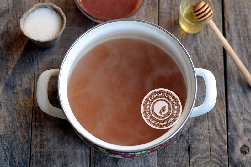 морс из винограда на зиму рецепт с фото