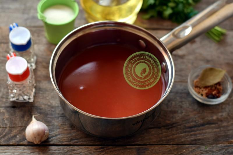 помидоры в собственном соку с томатной пастой рецепт с фото
