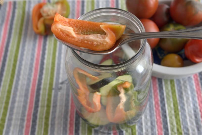квашеное овощное ассорти на зиму рецепт