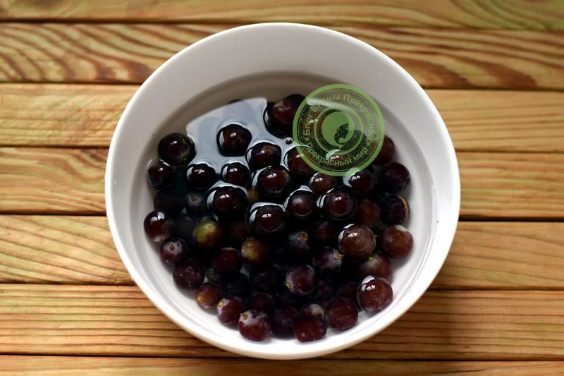 компот из винограда без стерилизации