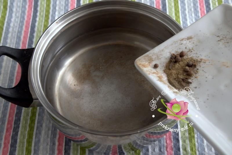 консервированные лесные грибы на зиму рецепт