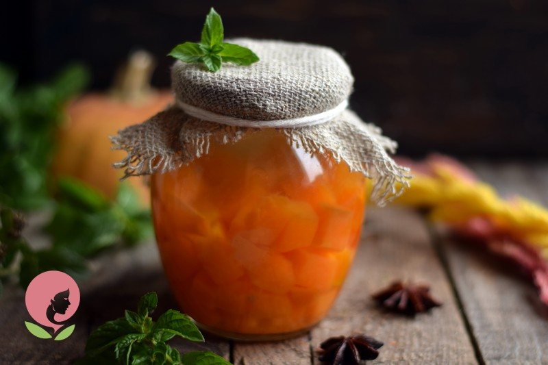 Тыква в сиропе на зиму рецепт с фото в домашних условиях