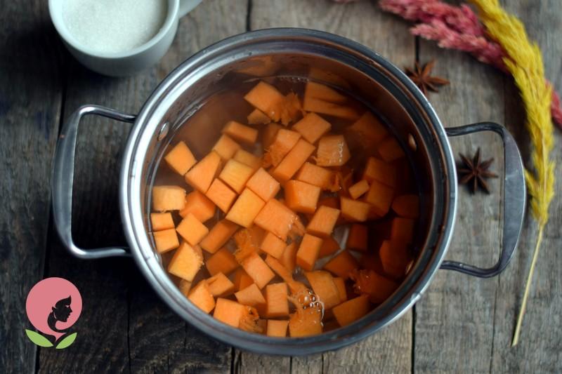Тыква в сиропе на зиму рецепт