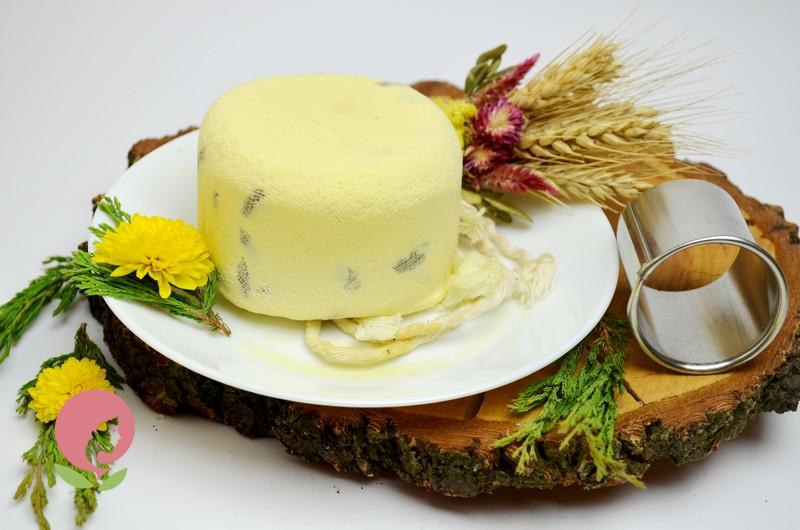 домашний сыр с тыквенными семечками рецепт в домашних условиях