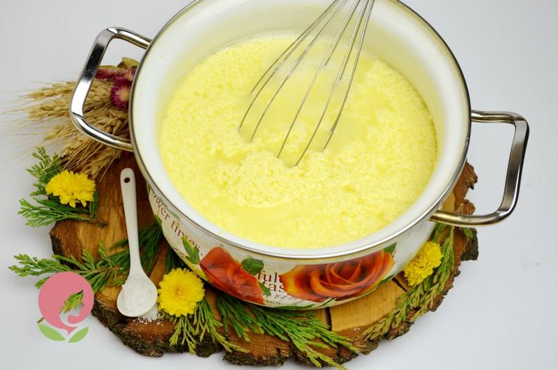 домашний сыр с тыквенными семечками рецепт