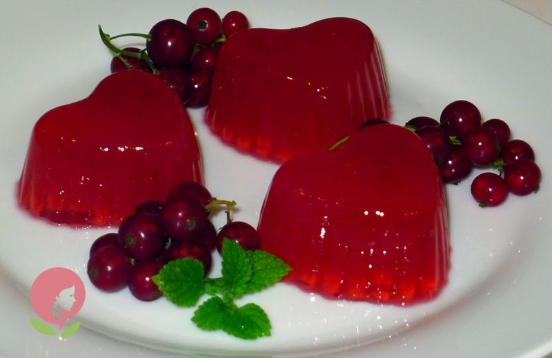 Мармелад из красной смородины рецепт