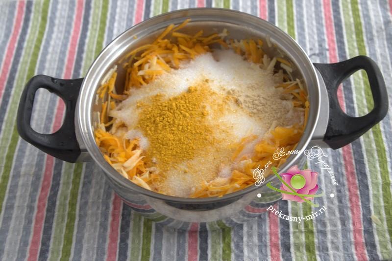 Джем из тыквы и батата рецепт в домашних условиях
