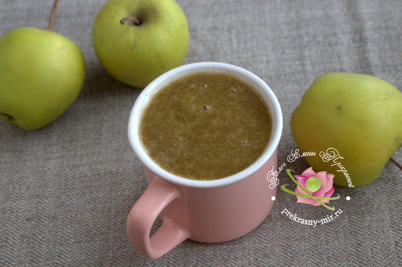 яблочное варенье на виноградном соке рецепт