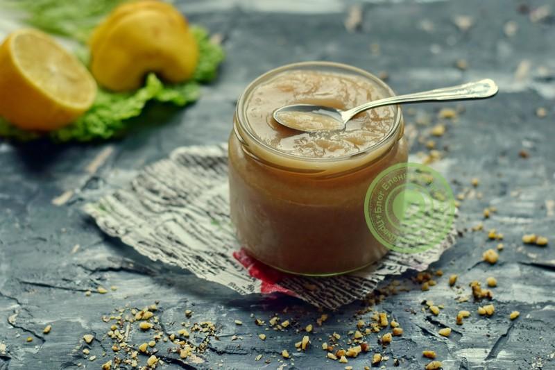 пюре из айвы и яблок рецепт в домашних условиях