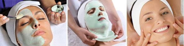Как использовать альгинатную маску для лица