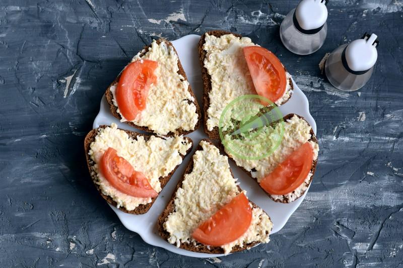 бутерброды со шпротами рецепт в домашних условиях
