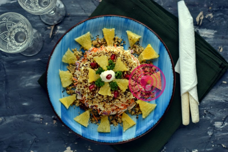 салат Французская любовница рецепт на праздничный стол