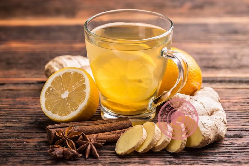 чай с имбирем и лимоном рецепт от простуды