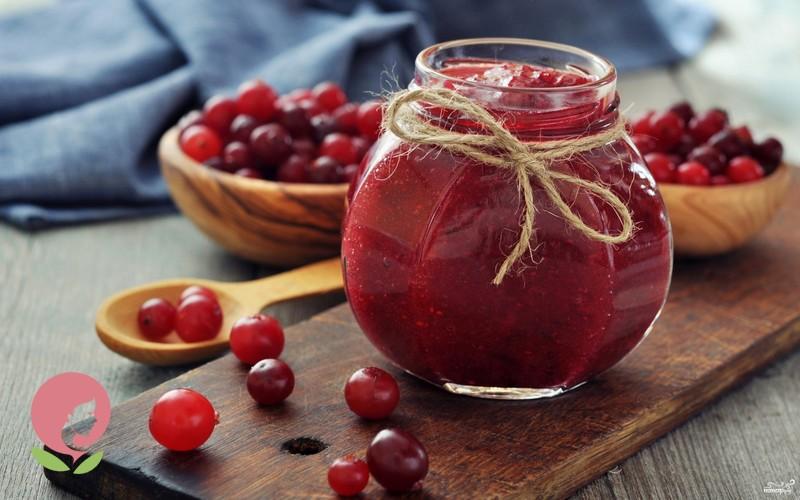 клюква с медом рецепт от простуды