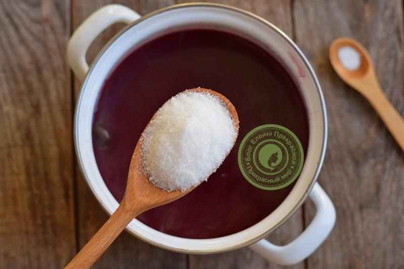 компот из терна на зиму рецепт с фото