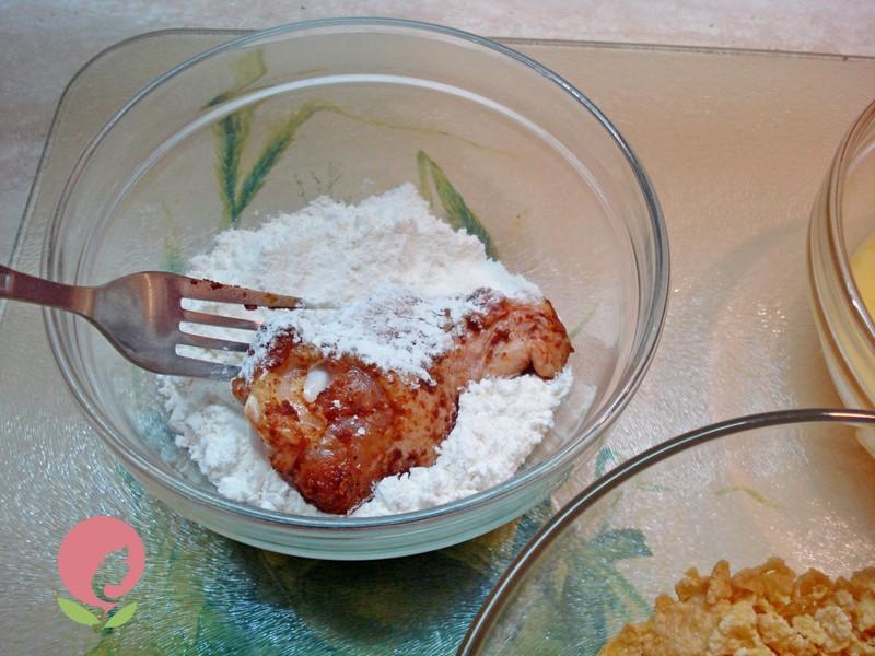 крылышки KFC рецепт