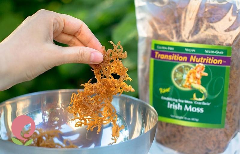 Ирландский мох от кашля