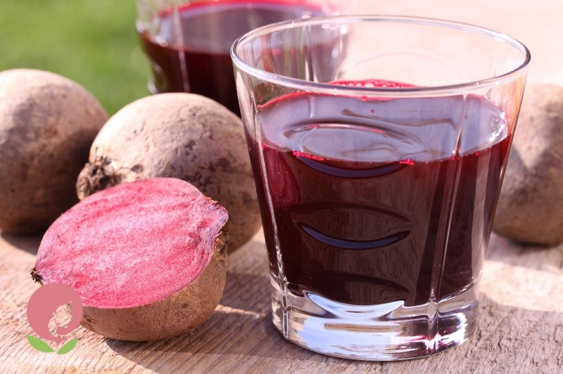 Лечебный свекольный сок при простуде
