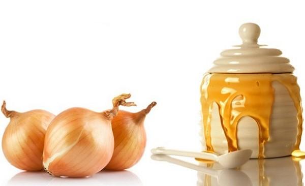 сок лука с медом от кашля