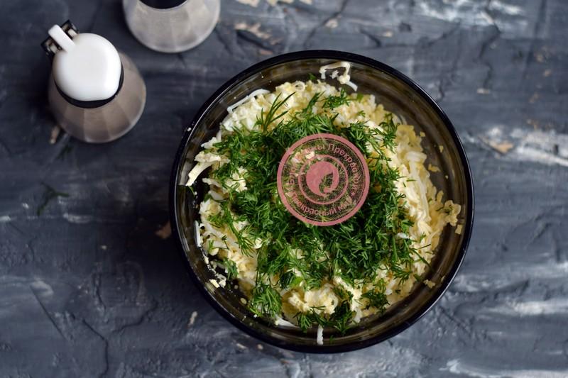 холодная закуска Мандаринки рецепт в домашних условиях