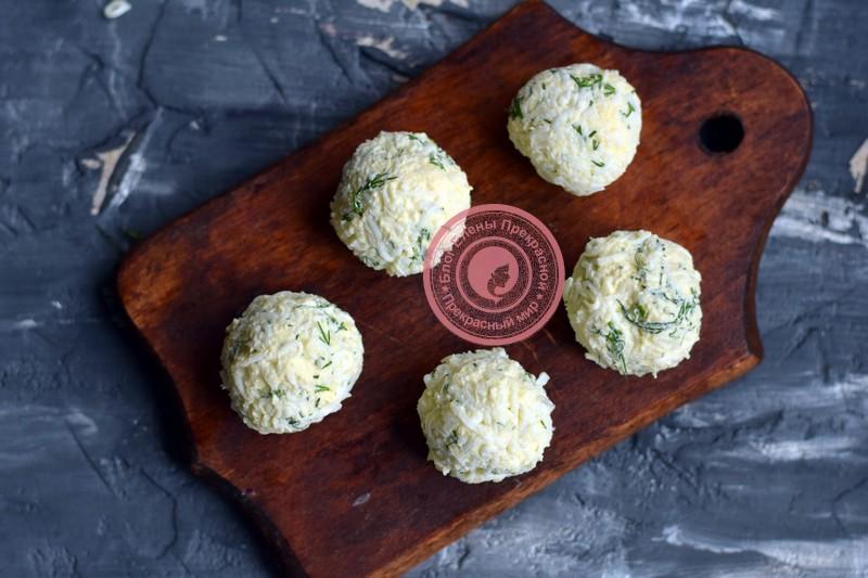 холодная закуска Мандаринки рецепт на праздник