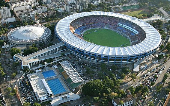 главный стадион в Бразилии