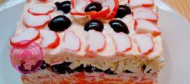 салат торт
