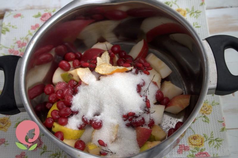 рождественский напиток рецепт с фото