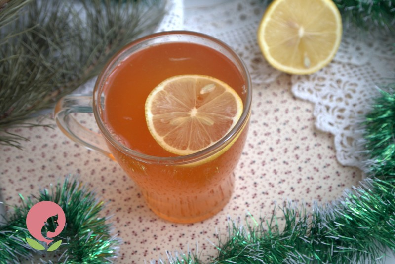 рождественский напиток рецепт в домашних условиях