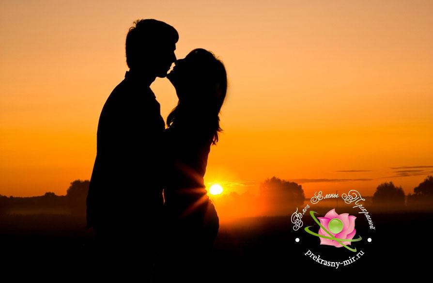 польза поцелуев для мужчин и женщин