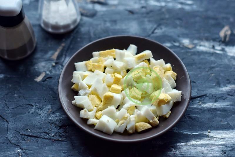 салат с апельсином и курицей рецепт
