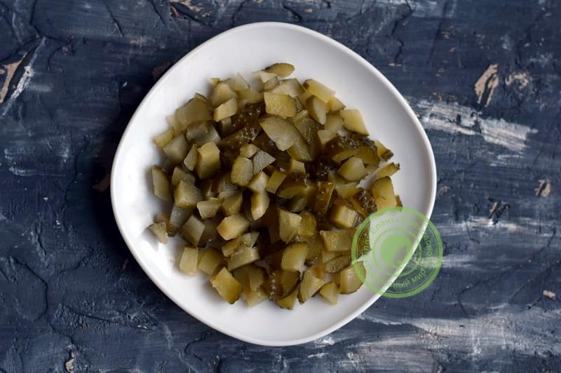 салат с шампиньонами и ветчиной рецепт в домашних условиях на праздник