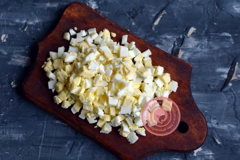 салат с тунцом, кукурузой и рисом рецепт