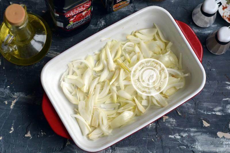 Шашлык в пикантном соусе рецепт