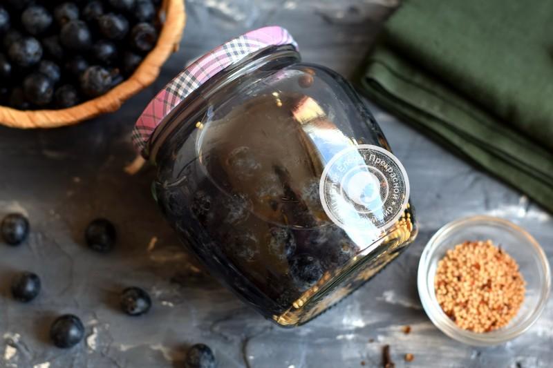 Маринованный терн на зиму рецепт в домашних условиях