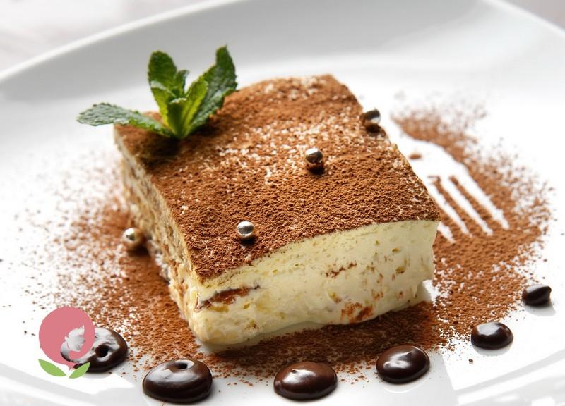 Торт Тирамису: рецепт в домашних условиях