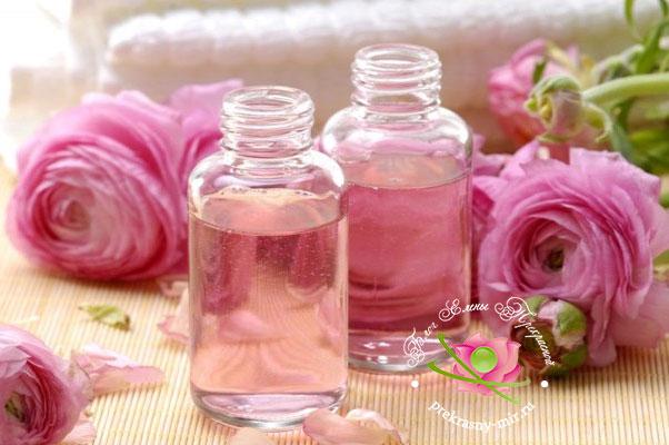розовый тоник