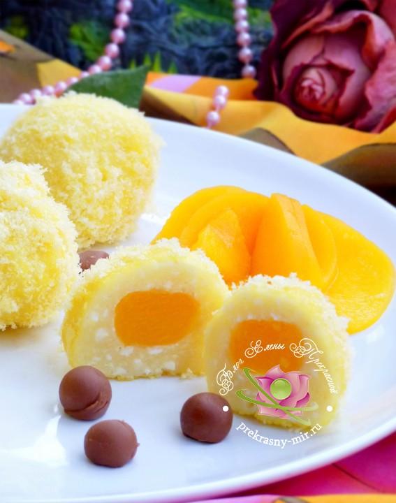 десерт из творога рецепт в домашних условиях