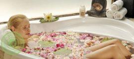 как принимать ванны при простуде и кашле