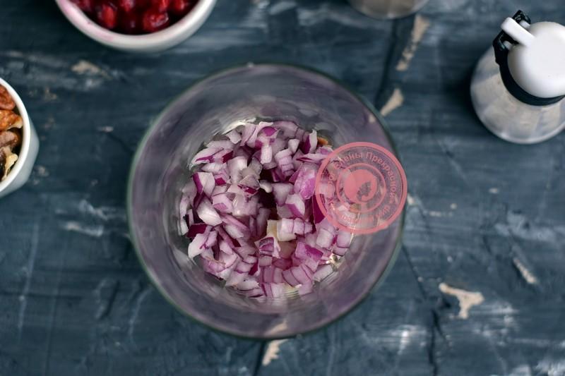 порционный салат рецепт