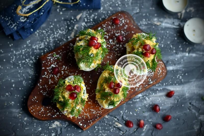 салат Новогодние ёлочки рецепт на праздничный стол